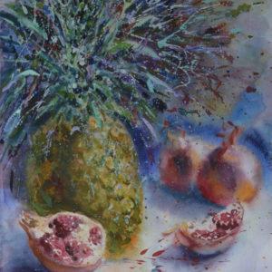 Heppy pineapple